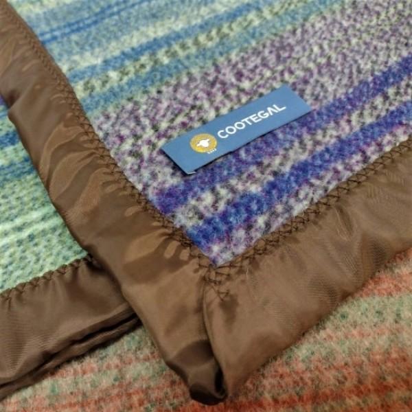 Cobertor Solteiro - Arco Iris